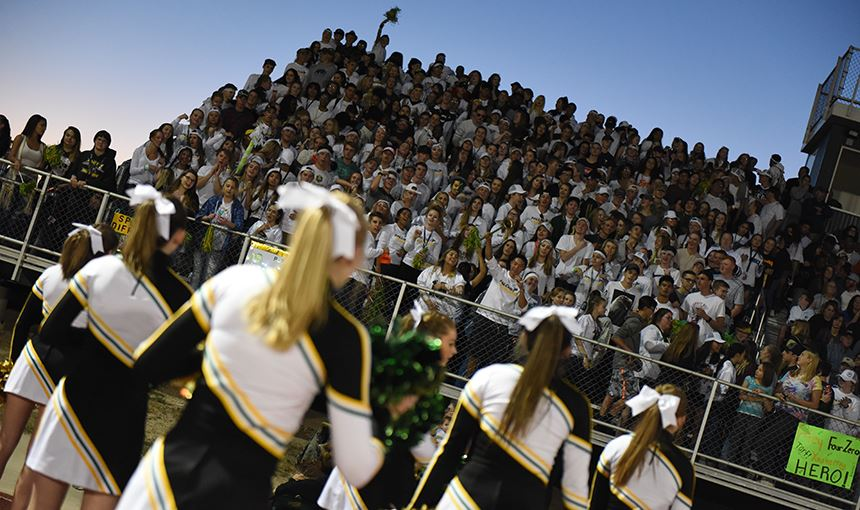 Falcon High School / Homepage