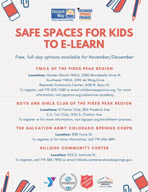 Safe Spaces for Kids