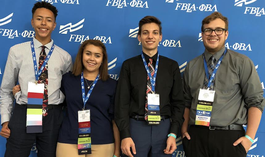 FBLA Competes in Baltimore at Nationals
