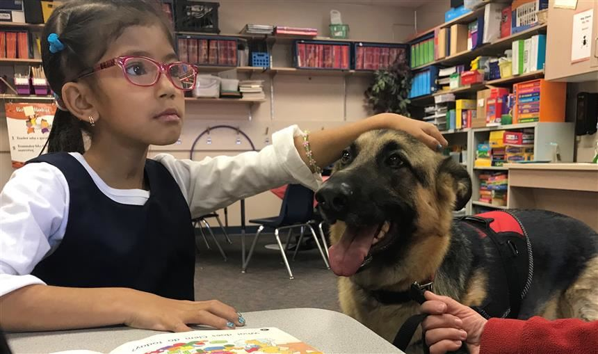 Support PUPs Guide Students Through Reading