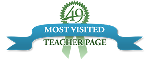 Most Visited Teacher Page