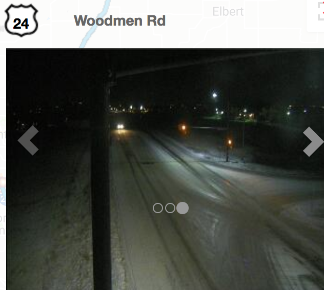 Woodmen Road