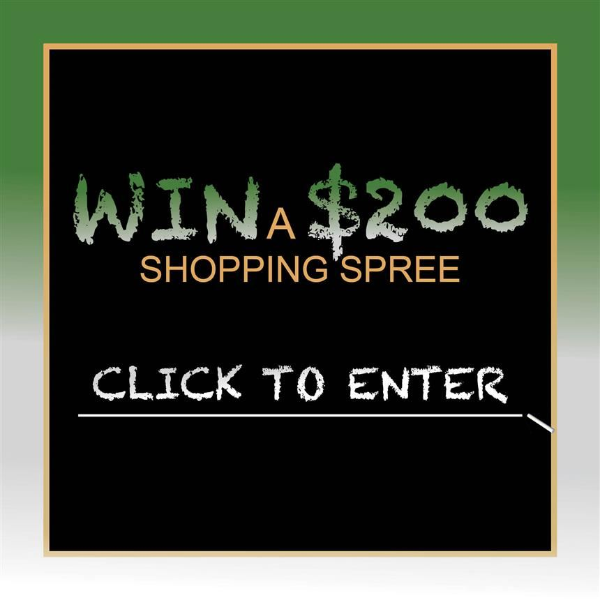 shopping spree contest