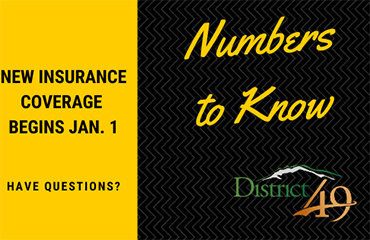 Insurance Numbers to Know graphic