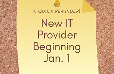 New IT Provider Graphic