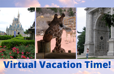 Virtual Vacation Graphic