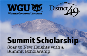 Summit Scholarship Graphic