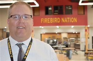 Brian Smith, Executive Principal Firebird Nation Campus