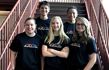 VRHS LifeSmarts team wins statewide competition.