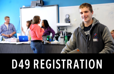 D49 Registration information graphic