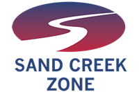 Sand Creek Zone Logo