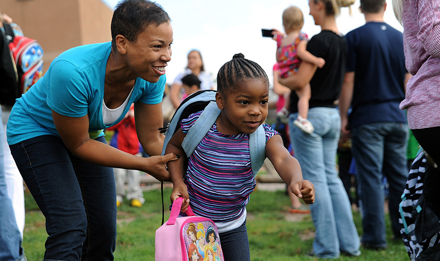 WHES Students Start New School Year