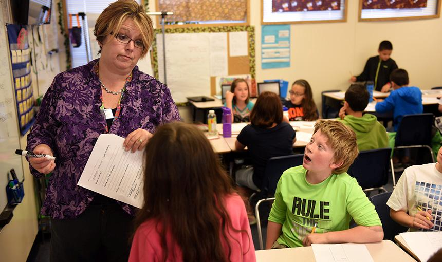 Boardrooms to Classrooms: Businesswoman Inspired By Students