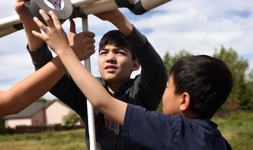 Exploring Colorado: Camp Helps Students Develop Language, Friendships