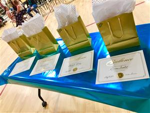 Eighth-grade awards