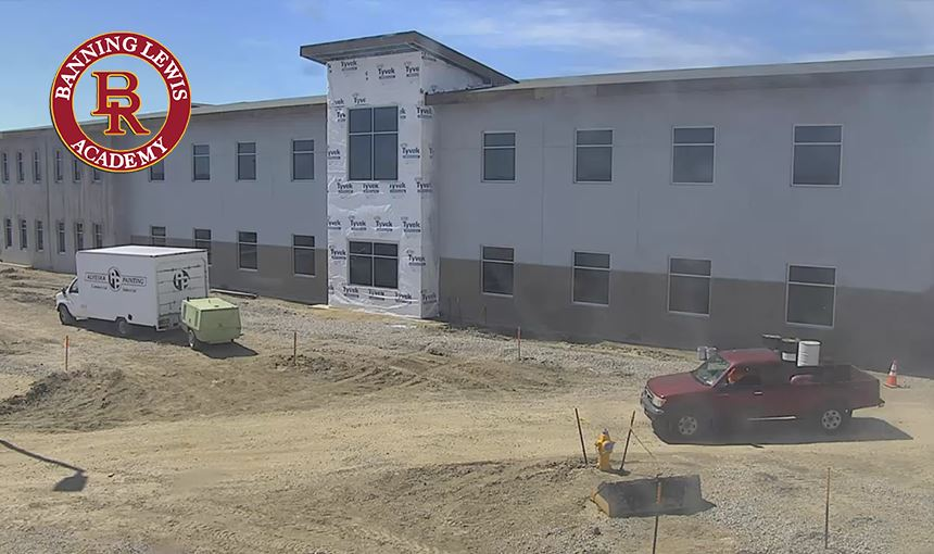 Progress at Banning Lewis Preparatory Academy as of 11:30 a.m. April 17.