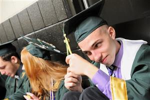 FHS grads prepare for ceremony May 25 at Broadmoor World Arena