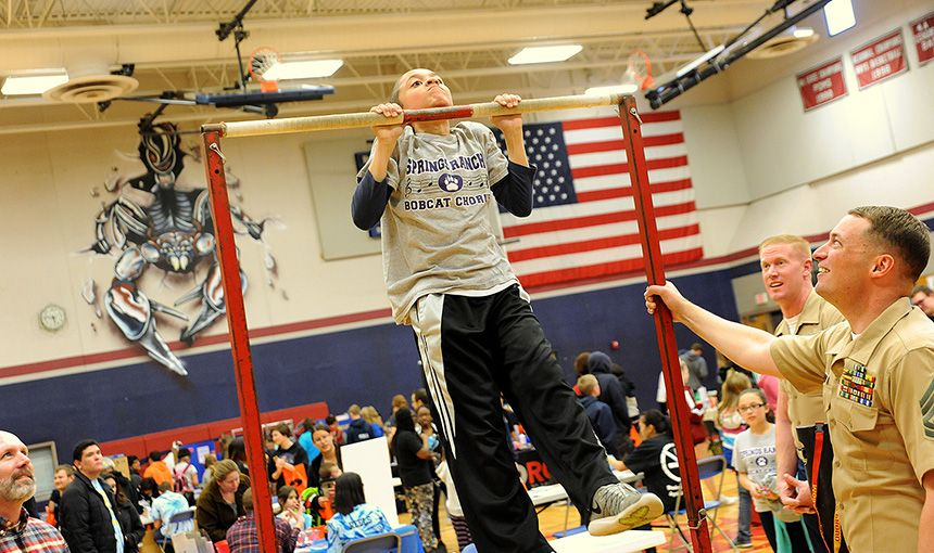 Sand Creek Zone Hosts Health and Wellness Expo