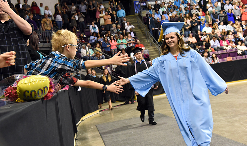 More than 360 VRHS graduates received diplomas May 27.