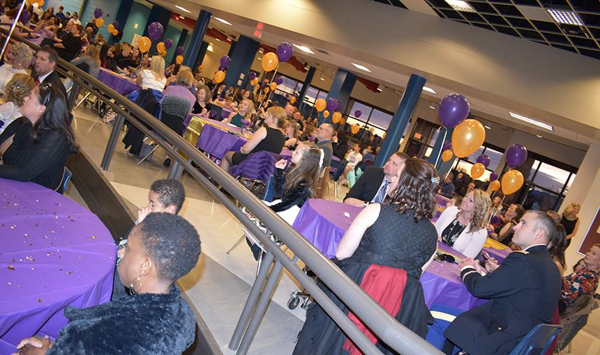 S2S Purple Ball Saturday, Jan. 26