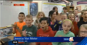 FESoT students on KOAA News 5