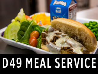 Meal Service Available During Suspension of School and Programs
