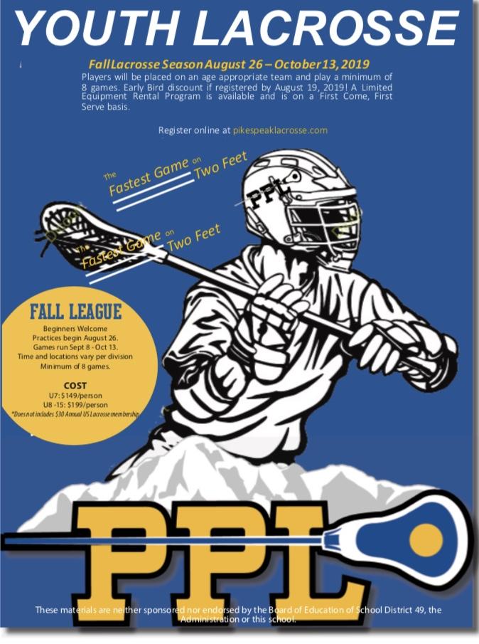 Pikes Peak Lacrosse