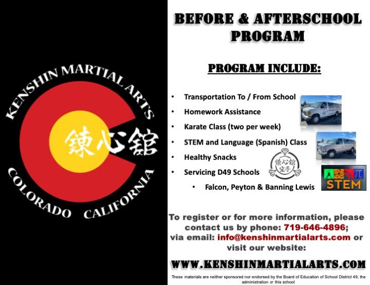 Kenshin Martial Arts