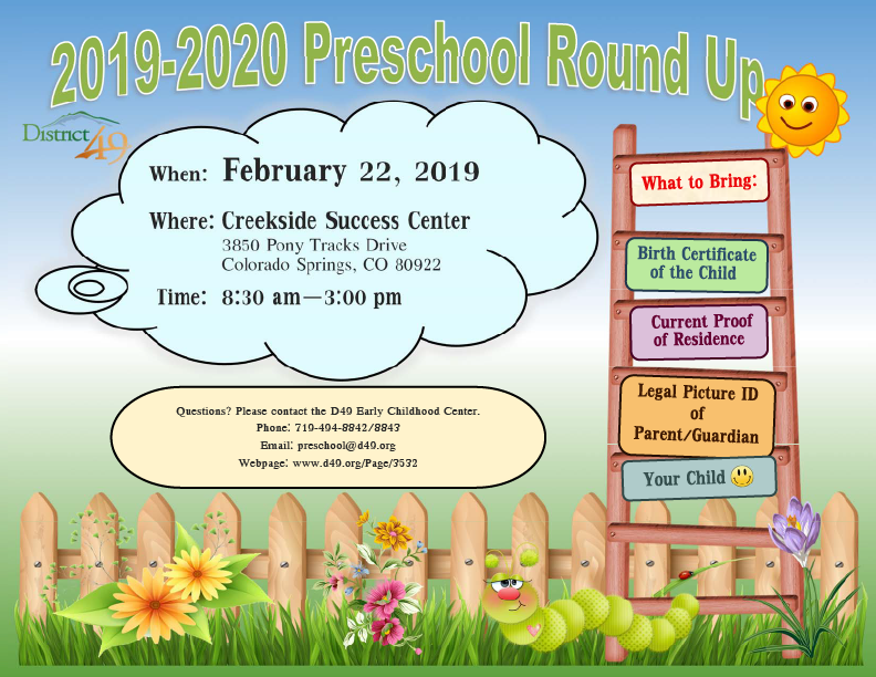 School District 49 Preschool