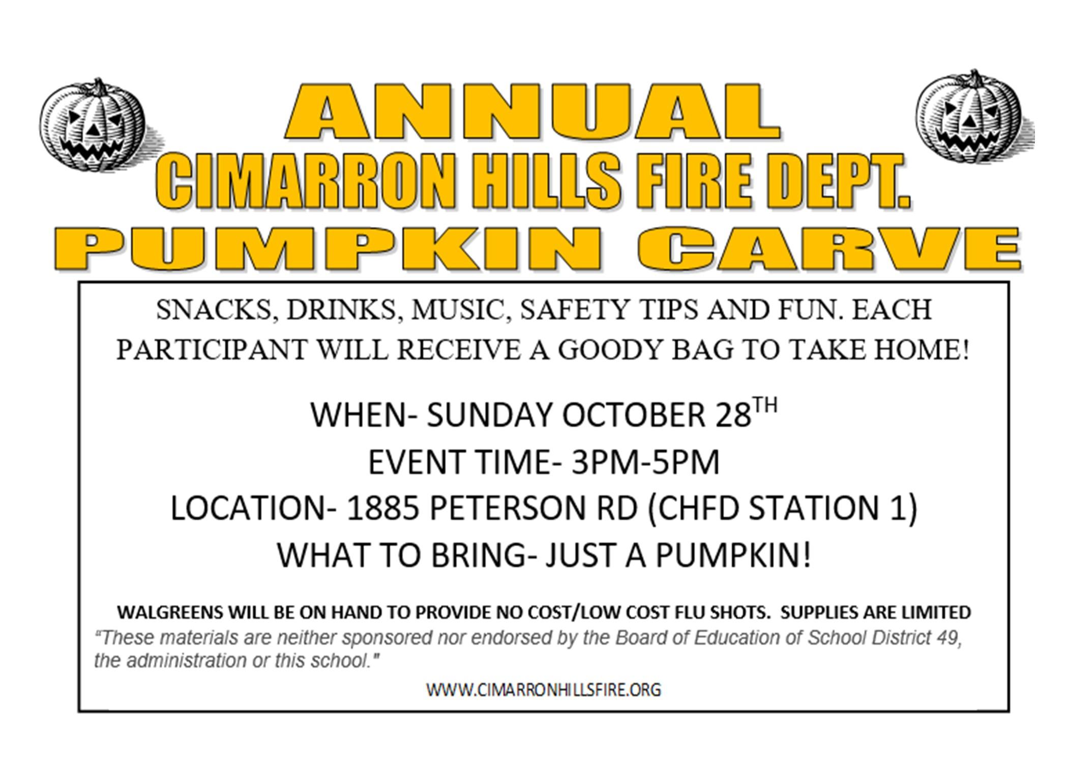 Cimarron Hills Fire Department