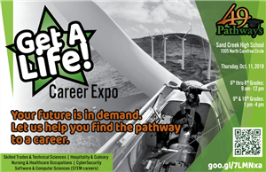 Get A Life Career Expo at SCHS