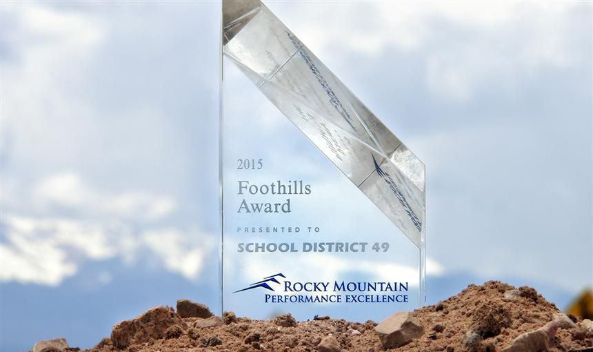 RMPEx Foothills Award