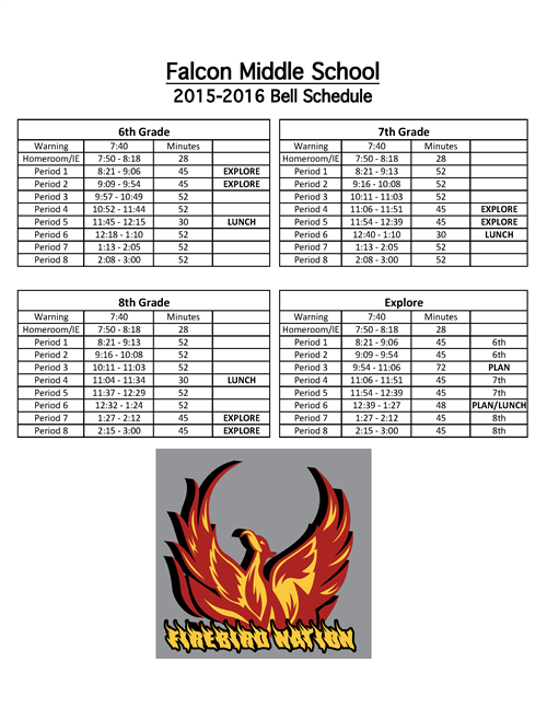 High School Bell Schedule Template Mhs Redline Saved By The Bell Planning To Modify Block